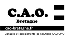 CAO Bretagne - Logiciel CAO DAO, formation (Accueil)